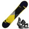 Snowboard HEAD Flocka FW 4D Jr s vázáním Stuf Air