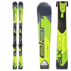 Slalomové lyže ELAN SLX Fusion + ELX 12