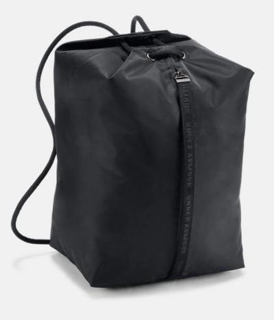 UNDER ARMOUR Essentials Sackpack Black