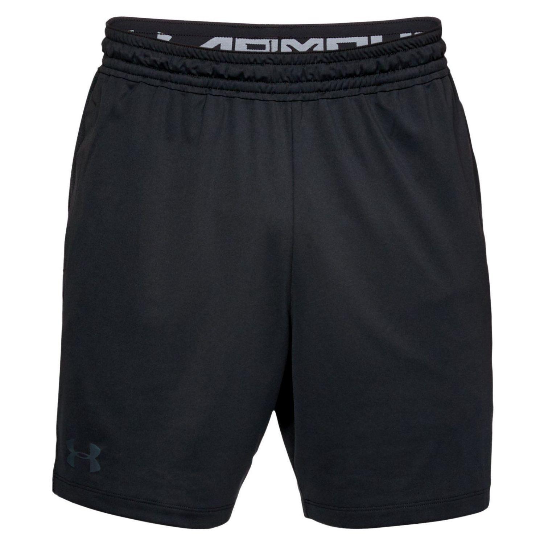 Kraťasy UNDER ARMOUR MK1 Black Čierna XL