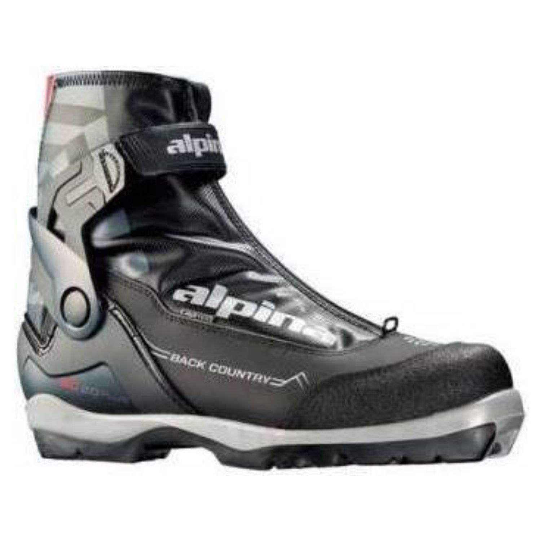Backcountry bežecké topánky ALPINA BC 20 PLUS Black Čierna 36