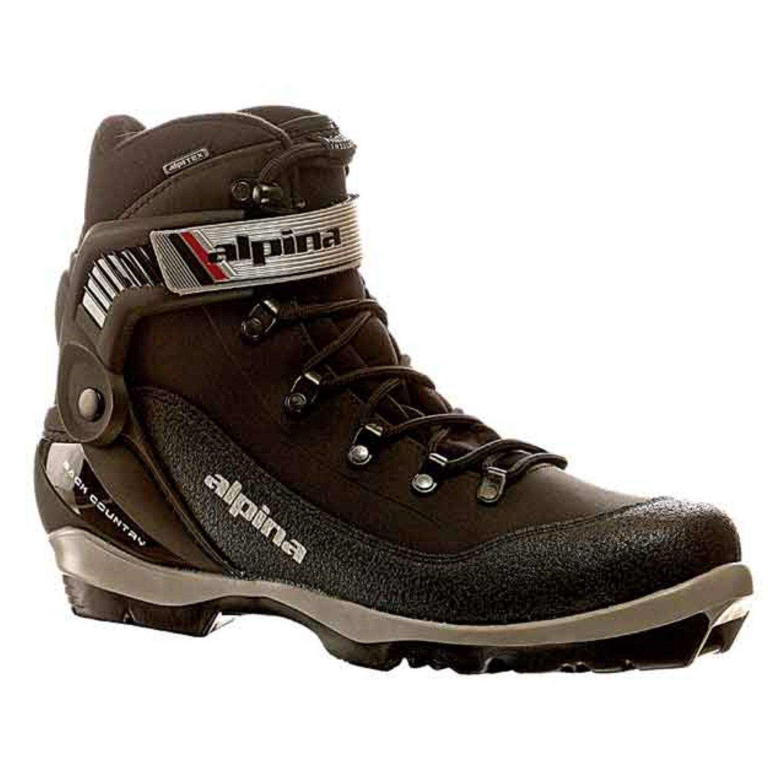 Backcountry bežecké topánky ALPINA BC 1650 Black Čierna 36