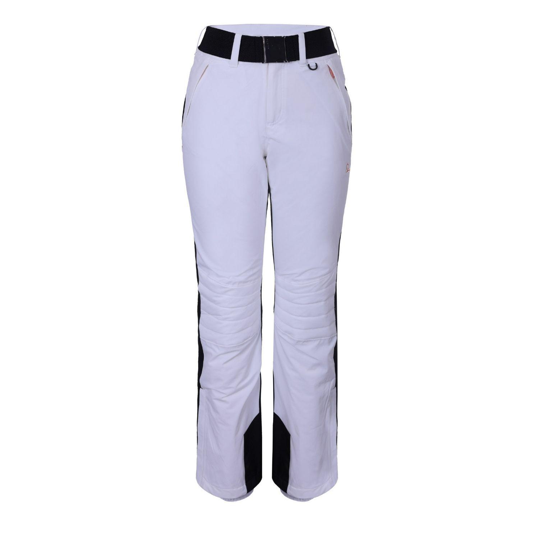 Lyžiarske nohavice LUHTA Sajatta White/Black Bielo-čierna XL