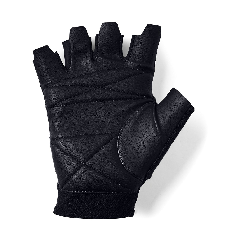 Fitness rukavice UNDER ARMOUR Men's Training Glove Black Čierna M