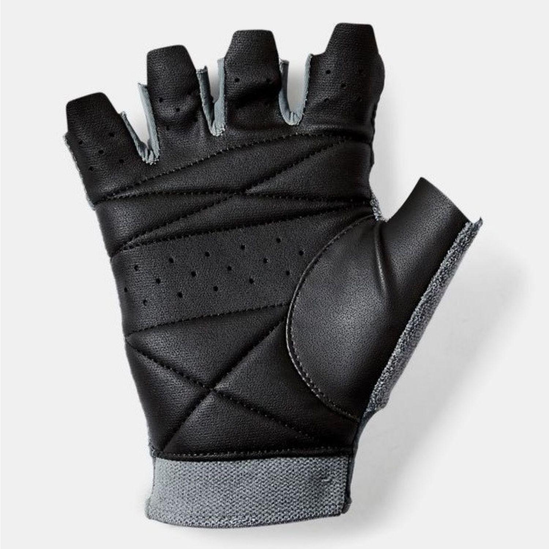 Fitness rukavice UNDER ARMOUR Men's Training Glove Gray Sivá M