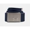 UNDER ARMOUR Men's Webbing 2.0 Belt Gray