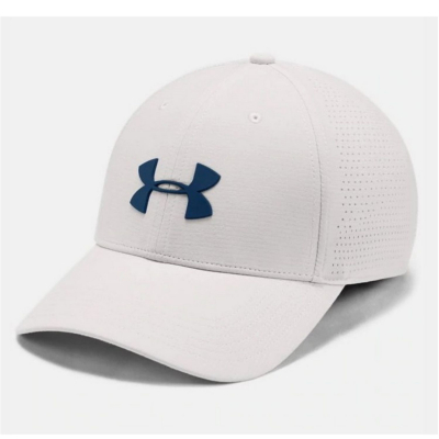 UNDER ARMOUR Men's Driver Cap 3.0 White