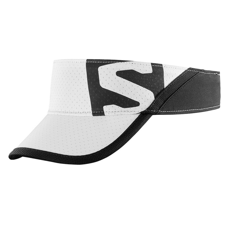 SALOMON XA Visor White Bielo-čierna UNI