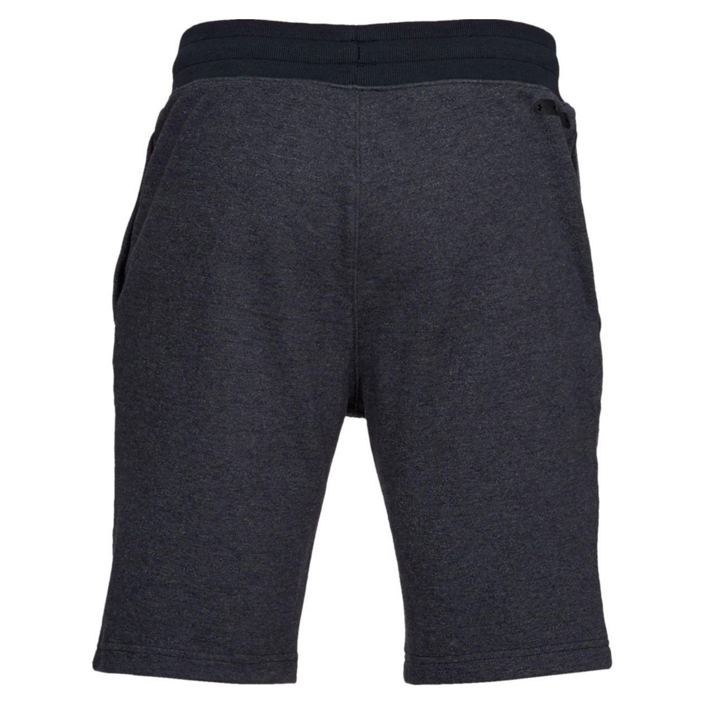 UNDER ARMOUR Unstoppable Double Knit Shorts Black Čierna XL