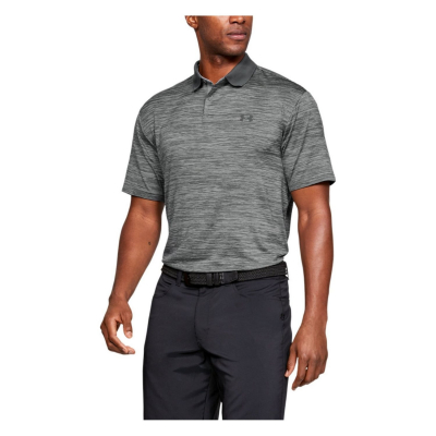 UNDER ARMOUR Performance Polo 2.0 Gray