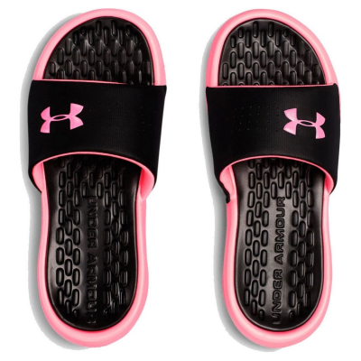 UNDER ARMOUR W Playmaker Fix SL Black/Pink