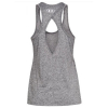UNDER ARMOUR Tech Tank Graphic Gray