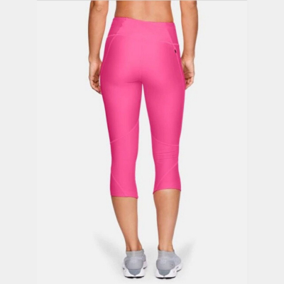 UNDER ARMOUR Armour Fly Fast Capri Pink