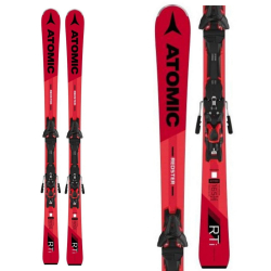 ATOMIC Redster RTI Red/Black