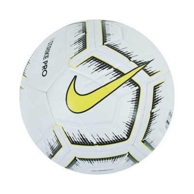 NIKE Strk Pro - FIFA White/Optic Yellow