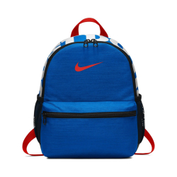 NIKE BRSLA JDI Mini Photo Blue/Habanero Red