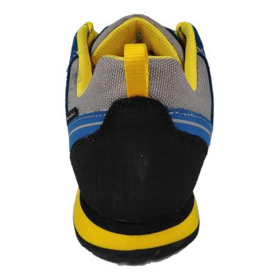 Trekingová obuv HIGH COLORADO Ferrata Sympatex Vibram Blue