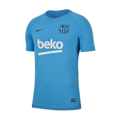 NIKE FC Barcelona Breathe Squad Blue