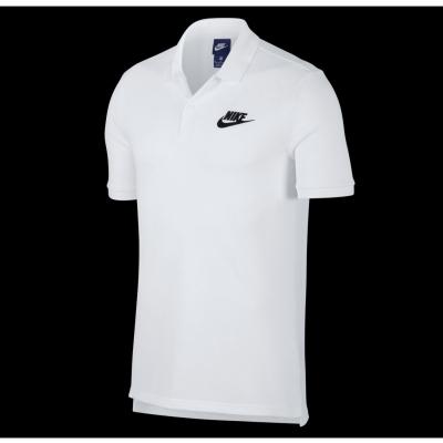 NIKE M NSW Polo PQ Matchup White