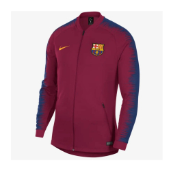 NIKE FC Barcelona Anthem Noble Red/Deep Royal Blue/University Gold