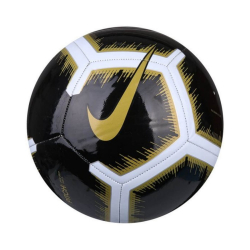 NIKE Pitch-FA18 Black/White/Gold
