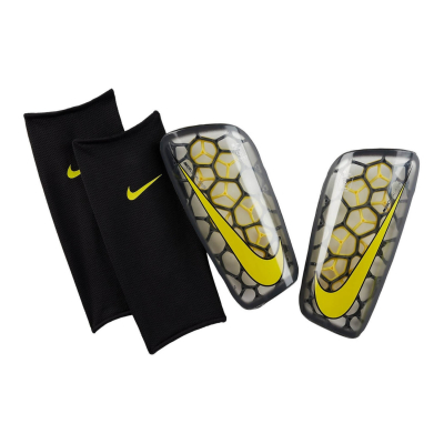 NIKE Mercurial Flylite Anthracite/Opti Yellow