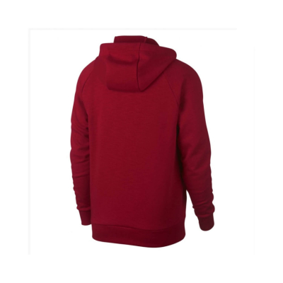 NIKE M NSW Optic Hoodie PO GX Gym Red