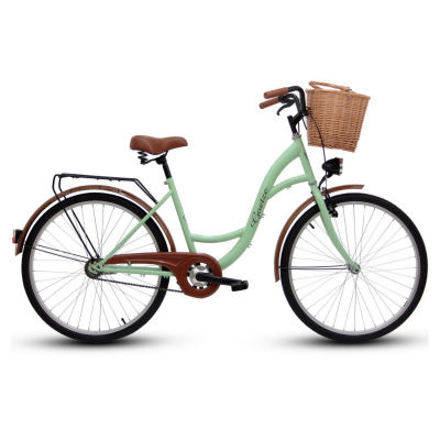 Mestský retro bicykel GOETZE Eco 26