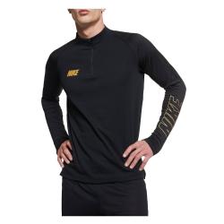 Tričko s dlhým rukávom NIKE Dry SQD Dril Black