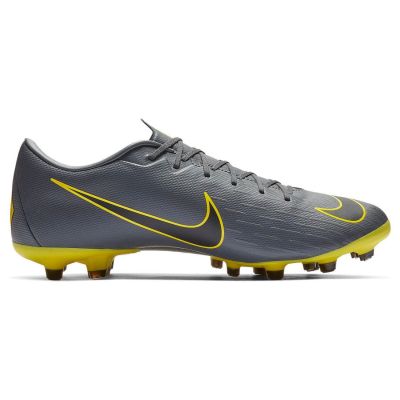 NIKE Vapor 12 Academy FG/MG Dark Grey/Black
