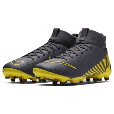 NIKE Superfly 6 Academy GS FG/MG Grey