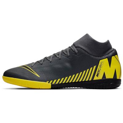 NIKE Superfly 6 Academy IC Dark Grey/Opti Yellow