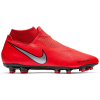 NIKE Phantom VSN Academy DF FG/MG Bright Crimson/Metallic Silver