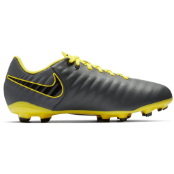 NIKE Legend 7 Academy FG Dark Grey/Black/Opti Yellow