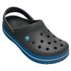 CROCS Crocband Black/Blue