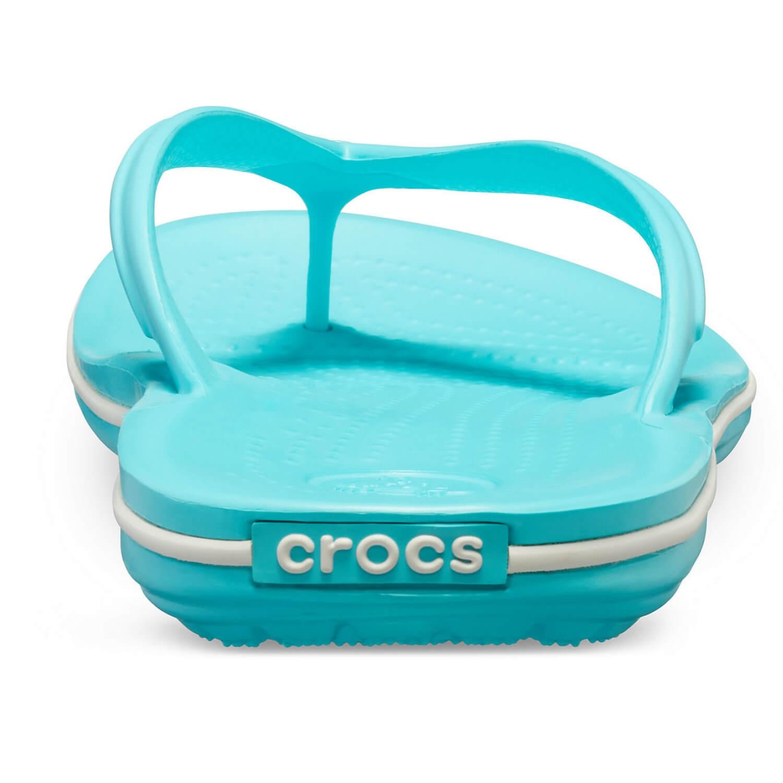 Žabky CROCS Crocband Flip Turquoise Tyrkysová EU 41-42