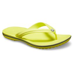 Pantofle CROCS Crocband Flip Lime