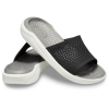 CROCS LiteRide Slide Black/Smoke