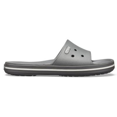 CROCS Crocband III Slide Slate Grey
