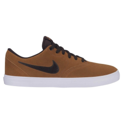 NIKE SB Check Solar Golden Beige/Velvet Brown/White