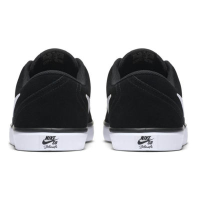 NIKE SB Check Solar Black/White
