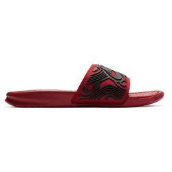 NIKE Benassi JDI Gym Red