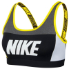 NIKE SPRT Dstrt Classic Carbon Heather/White/Optic Yellow