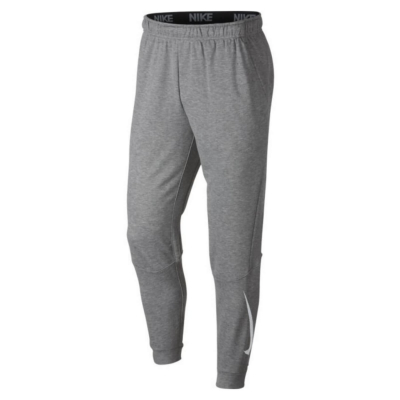 NIKE Taper FLC Dk Grey Heather/White