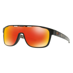 Okuliare OAKLEY Crossrange Shield Matte Black Prizmatic w/ Prizm Ruby