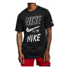 NIKE M NK Breathe Run Top SS GX Black