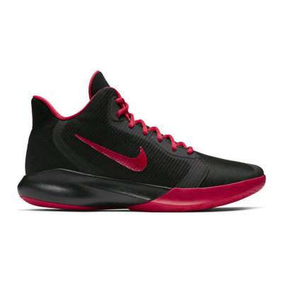 NIKE Precision III Black/University Red