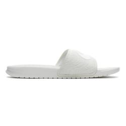 Šľapky NIKE Benassi Textile White