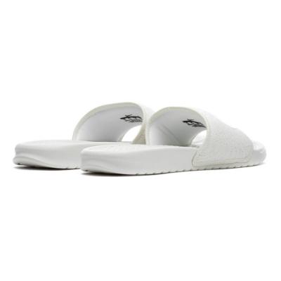 NIKE Benassi Textile White
