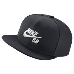 NIKE U NK Pro Cap Black/White